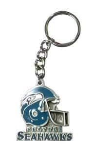 Amazon.com: Peltre casco Seattle Seahawks llavero: Sports ...