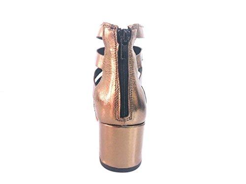 Sandalo 104 Dei Donna 918 Colli Scarpa Fabbrica Rosso Upe xFq6Ya6nw