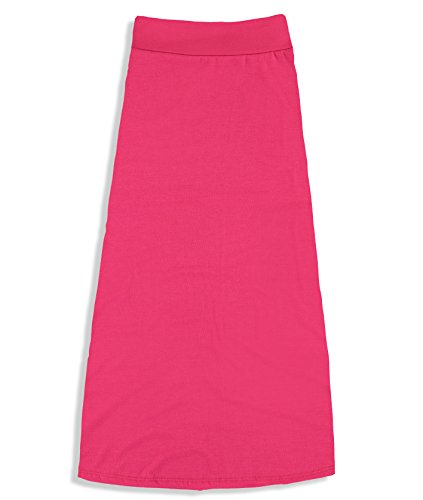 Free-to-Live-Girls-7-16-Basic-Maxi-Skirts-Made-in-USA