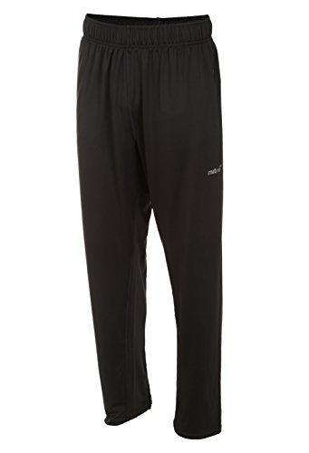 Mitre Men's Active Training Pant (Large, Iron)