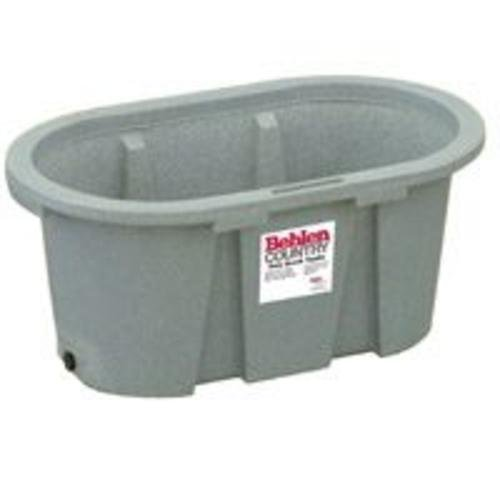 Stock Tank 100 Gallon (Bemis 52112017gt Stock Tank Gray 100 Gallon)