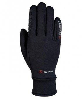 Roeckl sports ROECKL Reit Handschuhe WARWICK, schwarz, 7.5