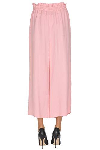 Viscosa Gotha Rosa Mujer Pantalón Mcglpnp000005019e cRrw08gtP0