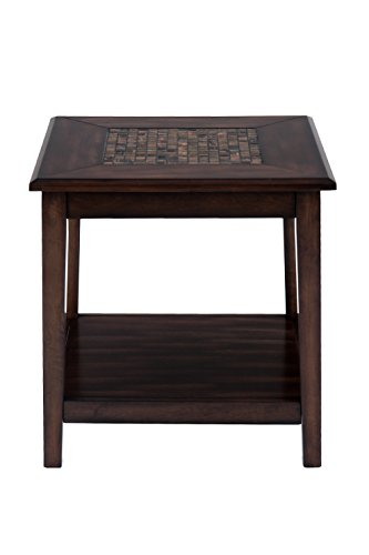 Jofran: 698-3, Baroque, Square End Table, 24