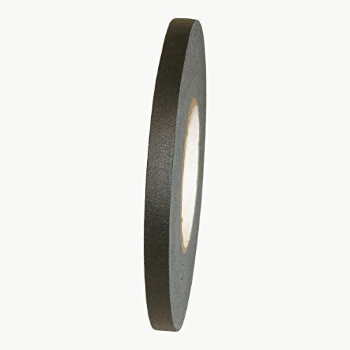 JVCC Stage-Set Spike Tape: 1/2 in. x 60 yds. (Black Spike)