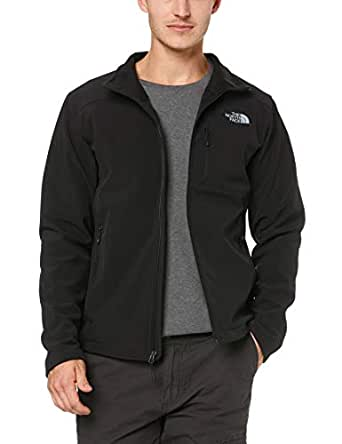 The North Face Men Apex Bionic 2 Jacket, Black, XX-Large