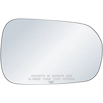 Amazon Com Burco 2860 Flat Driver Side Replacement Mirror Glass For
