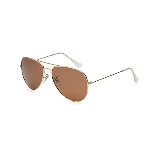 de Gafas Ojos Gafas Sol de Pesca conducción Gold Black Masculinos Noche Día Hombres Sol Color Box de de Hipsters Color Pesca polarizadas de cambian Que Box Conductor y Sunglasses Gafas de q6vzwtS