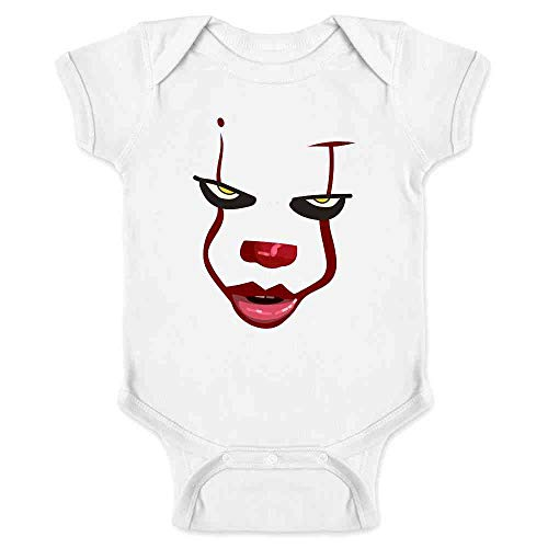 Scary Clown Costumes Ideas - Pop Threads Clown Face Horror Halloween