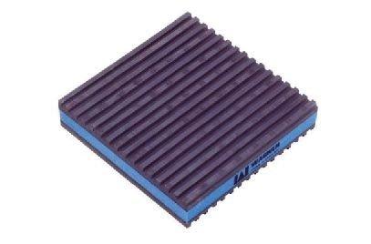 Vibration Isolation Pads - DiversiTech MP2-E E.V.A. Anti-Vibration Pad, 2