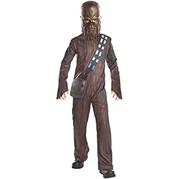 Amazon.com: Rubies Solo: A Star Wars Story Chewbacca Deluxe ...