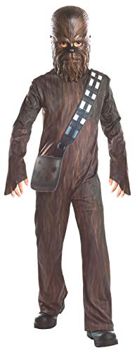 Realistic Chewbacca Costume (Rubie's Costume Star Wars VII: The Force Awakens Chewbacca Child's Costume, One Color,)