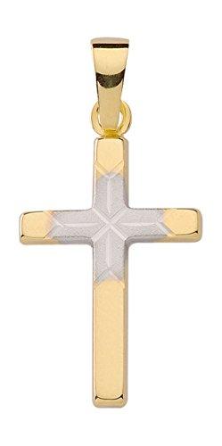 Croix Pendentif en or 585
