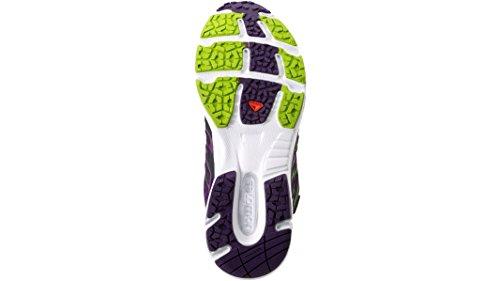 Lila Salomon Running Zapatillas 38 Para 3 Talla Mujer De 2 Amarillo dXqrPwXx