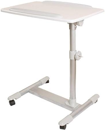 SoBuy® Mesa Auxiliar con Ruedas, mesas de Centro, mesas para ...