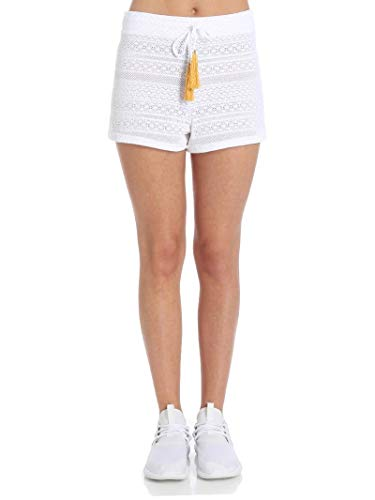 4GIVENESS Shorts Donna FGC00050001 Poliammide Bianco