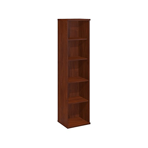 Series C 18W 5 Shelf Bookcase (Open Single Bookcase)