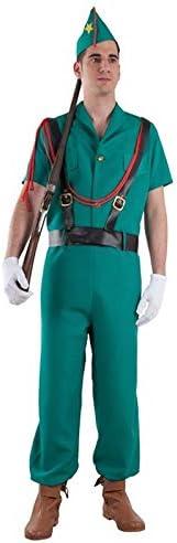 DISBACANAL Disfraz de Legionario español - -, XL: Amazon.es ...