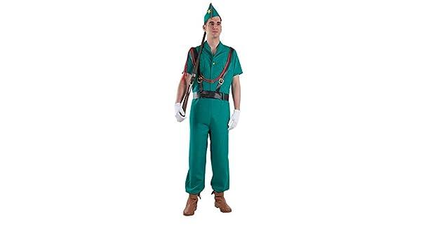 DISBACANAL Disfraz de Legionario español - Único, XL: Amazon ...