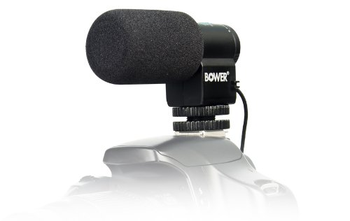 (Bower MIC150 Electret Condenser Microphone (Black))
