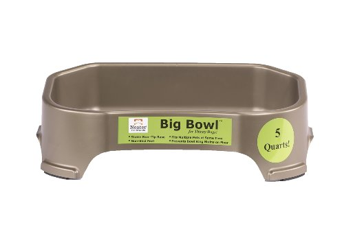 Neater Brands 5 Quarts Bowl Champagne product image
