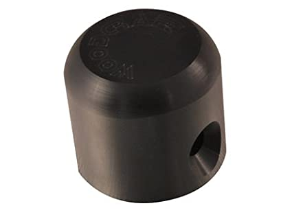 WOODCRAFT SHORT RACE LENGTH UNIVERSAL REPLACEMENT FRAME SLIDER PUCK - BLACK WOODCRAFT RACING