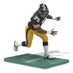 "McFarlane Toys 6"" NFL Legends Series 2 - ""Mean Joe Greene"