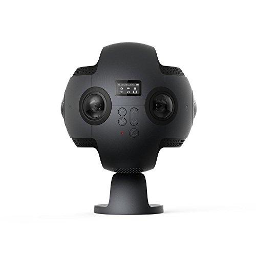 Insta360 PRO 8K 360 Spherical VR Camera, Professional 360 Camera, Black by Insta360 (Image #1)