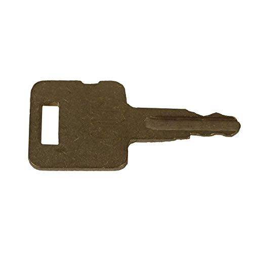 (5P8500 Ignition Key for Caterpillar Heavy Equipment - All Metal)