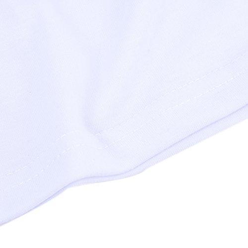 Garçon T Ensemble Foncé Décontracté Été Wenyujh Hommes Short Manches shirt 2 Blouse Sportswear Casual Set Courtes Court Pantalon Bleu g5n0UqxX