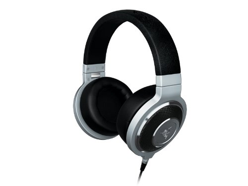 Razer Kraken Forged Edition Headphones Behind Neck Binaural Pc