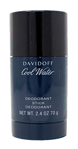 Davidoff Cool Water Deodorant Stick for Men, 2.4-Ounce By Davidoff Deodorant Stick