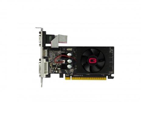 Gainward NVIDIA GeForce GT 610 Grafikkarte (PCI-e, 2GB GDDR3 Speicher, Dual-Link, DVI, HDMI, VGA)