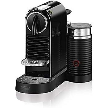 Amazon.com: Nespresso CitiZ & Milk Espresso Máquina por De ...