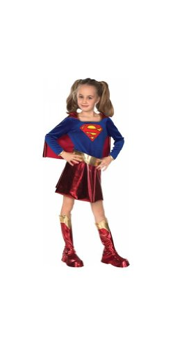 Supergirl Child Costume - Small