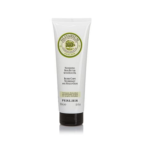 Perlier Olivarium Nourishing Body Butter with Olive Oil Large 8.4 fl. Oz Double Size!! ()