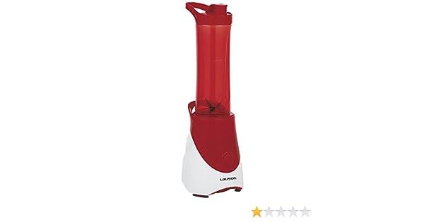 Lauson Batidora Portátil de Vaso extraíble, Mini Mixer para ...