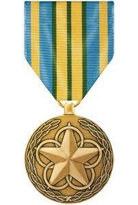 Medals of America Outstanding Volunteer Service Medal Bronze