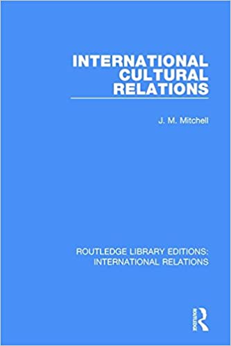 Amazon com: International Cultural Relations (Routledge Library