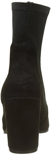 Black 0371 Suede Women's Boots Black Buffalo 417 01 London xZqw4