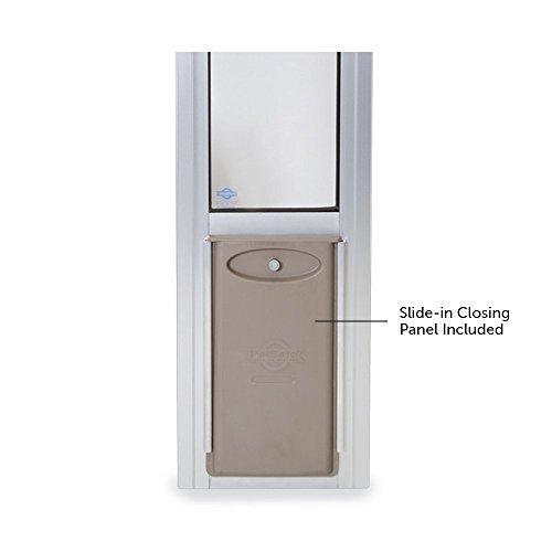 Petsafe Freedom Aluminum Patio Panel Sliding Glass Pet