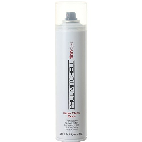 Paul Mitchell Firm Style Super Clean Extra Spray 10 oz (Firm Spray Finishing Extra)