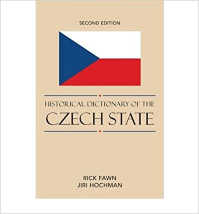 [(Historical Dictionary of the Czech State)] [Author: Rick Fawn] published on (December, 2009)