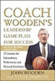 img - for Coach Woodens Leadership Game Plan for Success book / textbook / text book