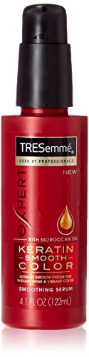TRESemme Expert Selection Color Hair Serum, Keratin Smooth, 4.1 - Serum Smooth Smoothing