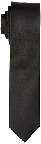 HUGO Hugo Boss Men's Tie cm 6 Accessory, -black, (Hugo Boss Silk)