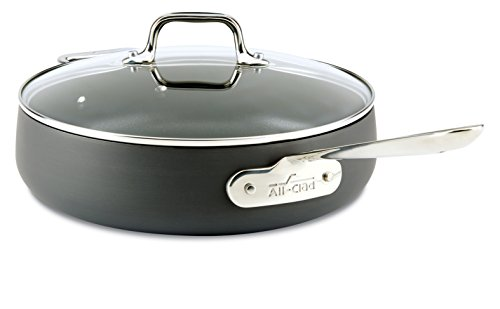 3qt all clad sauce pan - 7