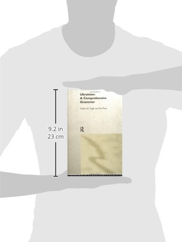 Ukrainian: A Comprehensive Grammar (Routledge Comprehensive Grammars)
