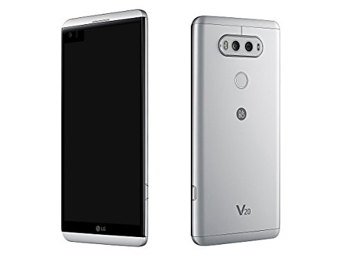 V20 VS995 64GB Silver - Verizon (Renewed)