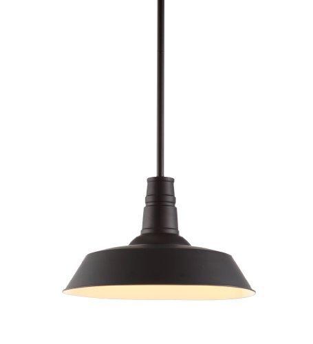 (Zuo Modern 98245 Tin Ceiling Lamp, Rust by Zuo Modern Lighting)